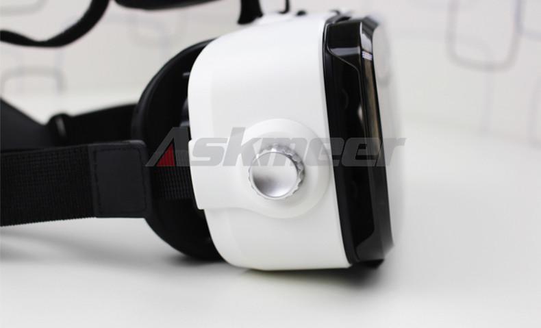 3D VR Glasses Headset    Virtual Reality Google Helmet Cardborad gafas   oculos 3d (8)
