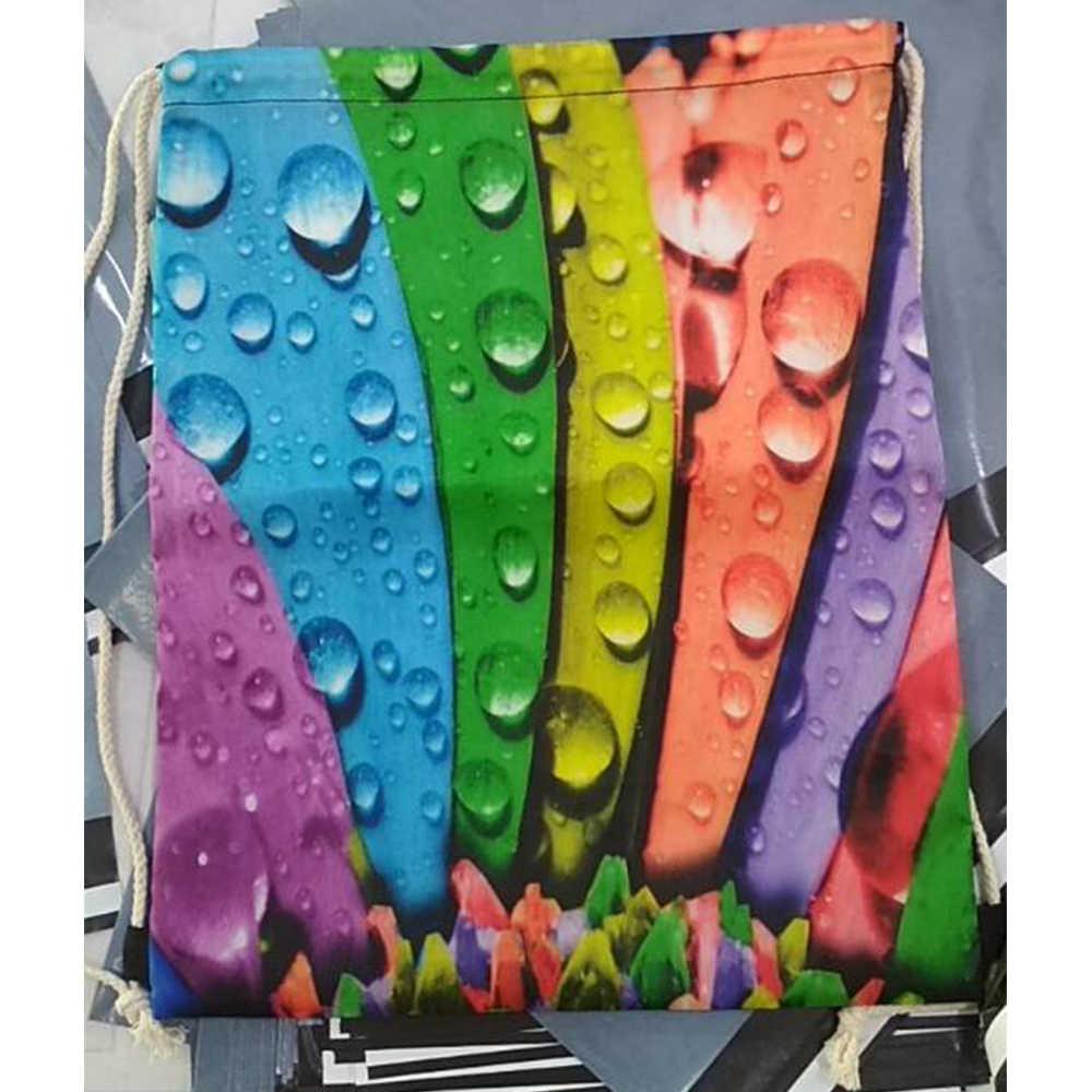 Noisydesigns nowa torba ze sznurkiem dla dzieci plecaki dla nastolatków dziewczynki małe torby do przechowywania codzienny plecak Mochila Drop Shipping