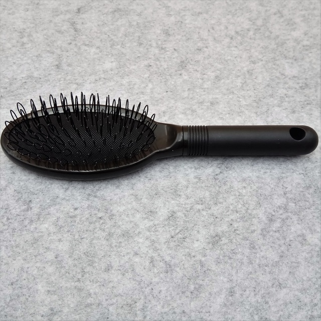 5 Pieces Loop Brush Hair Brushcomb Black Color For Human Hair