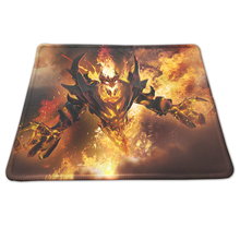 Time Limited Promotion Dota 2 Style Rubber Mouse Pad Shadow Fiend Cool Notebook Computer Gaming Mousepad Keyboard Mice Mats