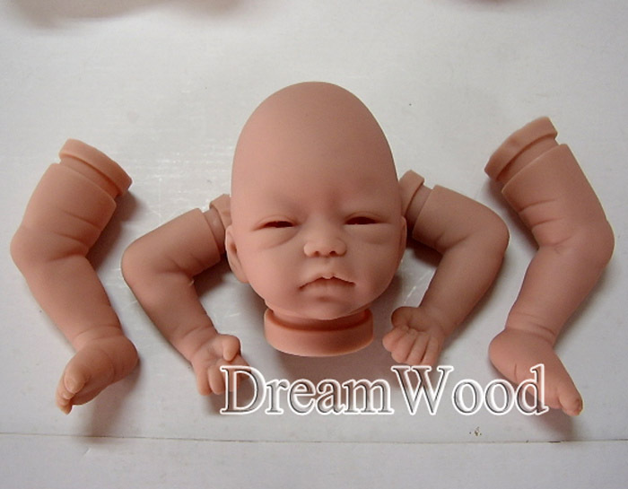 DIY silicone reborn doll mold 12 inches handmade simulation doll accessories silincon molds legs arms and head wilton 12 silicone lips petite treat mold