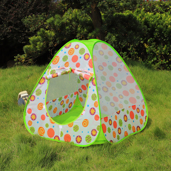 Baby Indoor Playhouse Baby Folding Portable Beach Castle Tent Toy House for baby gifts baby indoor playhouse baby folding portable beach castle tent toy house for baby gifts