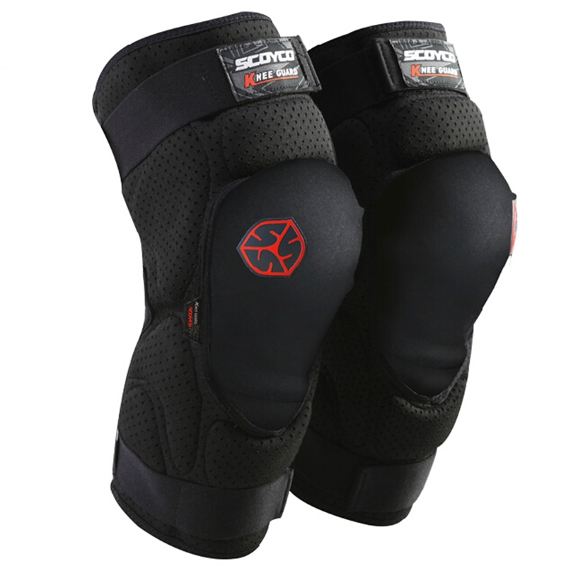 Scoyco K16 Protective kneepad Motorcycle equipment Knee Protector Sports MTB Scooter Racing Guards Riding rodilleras motocross scoyco k12 motorcycle knee elbow outdoor sports bike bicycles rodilleras motorcross kneepad moto racing protective guard gear