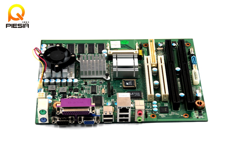 Hot selling Mini ITX Motherboard with 2 ISA slot 845gv with one isa motherboard support socket 478 cpu 2 pci slots onboard vga lan sound im845gv isa