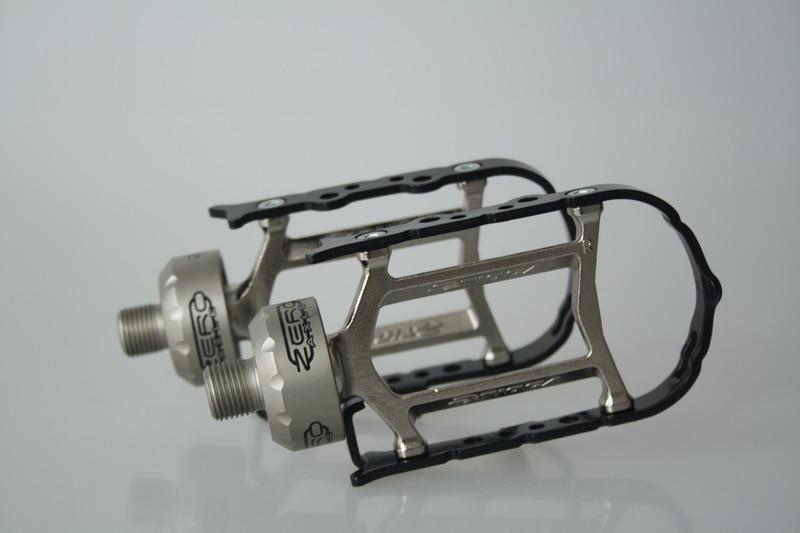 купить  Tioga Chromoly Aluminum Pedal Zeroaxle Bearing Pedals Over-size Bearing System Pedals Mountain Bikes Bicicleta Mtb Pedali Parts  недорого