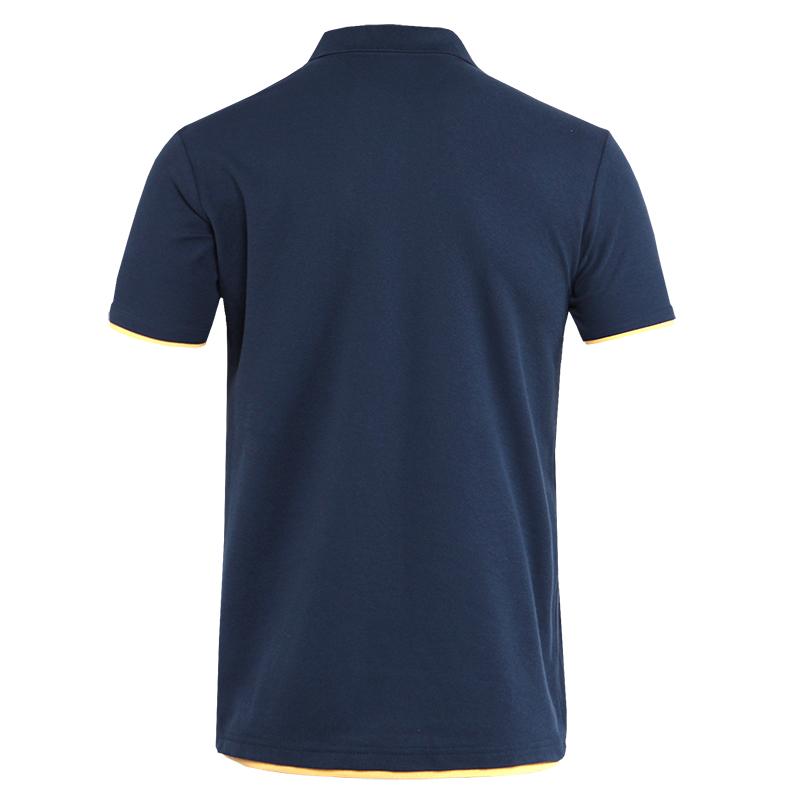Mens Polo Shirt Brands Clothing 2019 Short Sleeve Summer Shirt Man Black Cotton Poloshirt Men Plus Size Polo Shirts 13