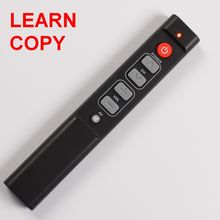 Smart Learning Remote control for TV,STB,DVD,DVB,TV Box,HIFI, Universal controller with 6 big buttons easy use for elder(China)