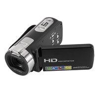 HDV 312P 3.0 inch 24M Portable Anti shake Digital Video Camcorder HD 1920*1080P DV Touch Screen Camera Recorder