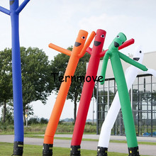 Inflatable Tube Sky Dancer Air Dancer air puppet free logo without blower inflatable air dancer/inflatable sky dancing man