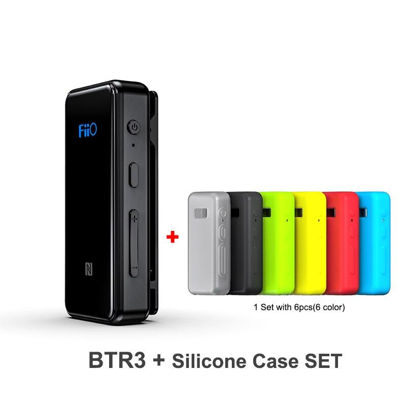 FiiO BTR3 CSR8675 AK4376A USB DAC Portable Bluetooth APTX HD LDAC LHDC Type C 3.5mm amplificateur pour i téléphone/téléphones Android/PC - 6