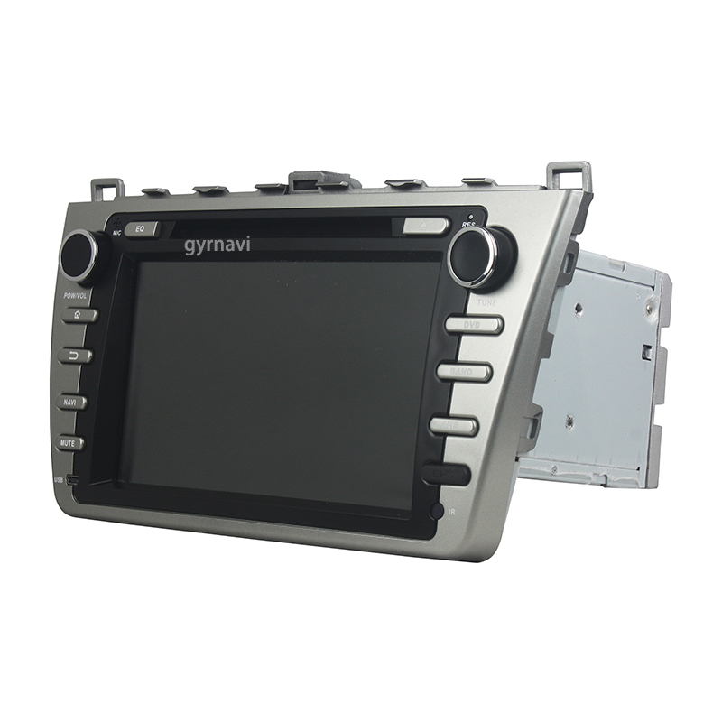 Android 7.1 Quad core Car dvd gps player for mazda 6 Ultra Ruiyi with canbus 2G ram wifi 4G usb bluetooth mirror link Stereo