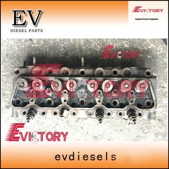 For Nissan Forklift SD25 cylinder head assy +new valve