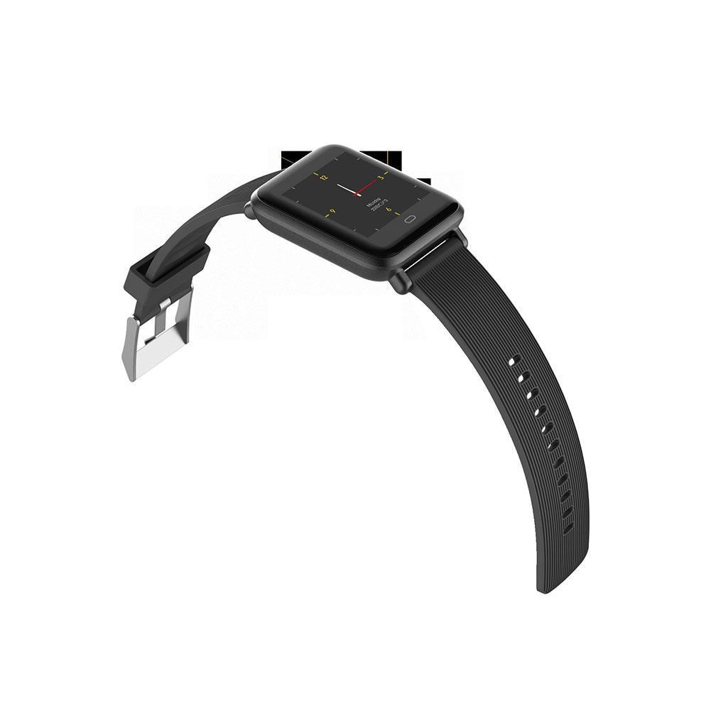 EastVita 1 3 Inch Color Screen Smartwatch Blood Pressure Heart Rate Monitor  IP67 Waterproof Sport Fitness Trakcer Smart Watch