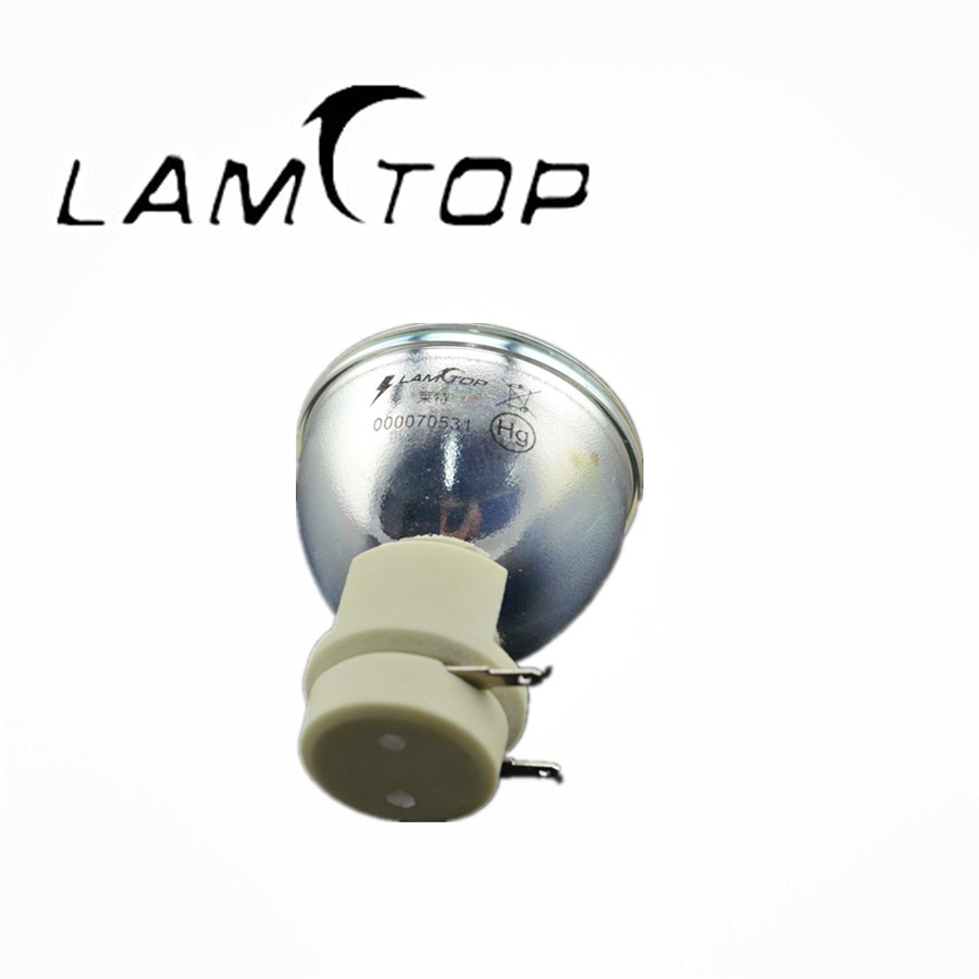 FREE SHIPPING  LAMTOP  180 days warranty  original projector bare lamp  BL-FP180F  for  DS329/DX327 free shipping ec jea00 001 compatible bare lamp for acer p1223 180day warranty