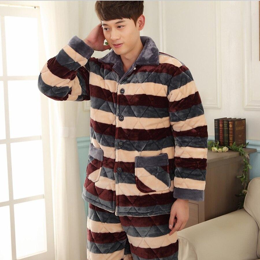 Popular Mens Fleece Pajama Set-Buy Cheap Mens Fleece Pajama Set ...