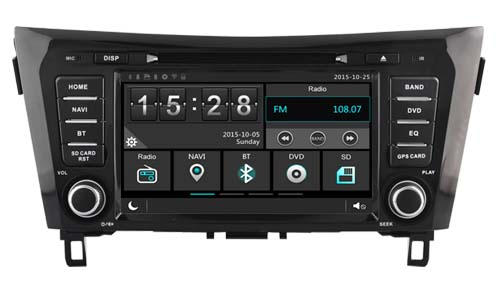 car dvd player gps navigation headunit multimedia for. Black Bedroom Furniture Sets. Home Design Ideas