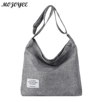 Koreański płótno torby na ramię dla kobiet nieregularne Crossbody torebki damskie na co dzień torba damska torba typu Messenger Bolsas Feminina