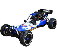 HSP 94054S 1/5 scale 4WD Gasoline Engine 30cc Off Road Buggy Bajer 5B RC Model Gas Fuel Truck