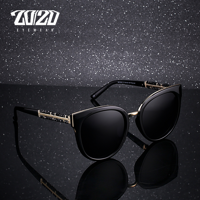 20/20 Brand Design Fashion Lady Polarized Sunglasse