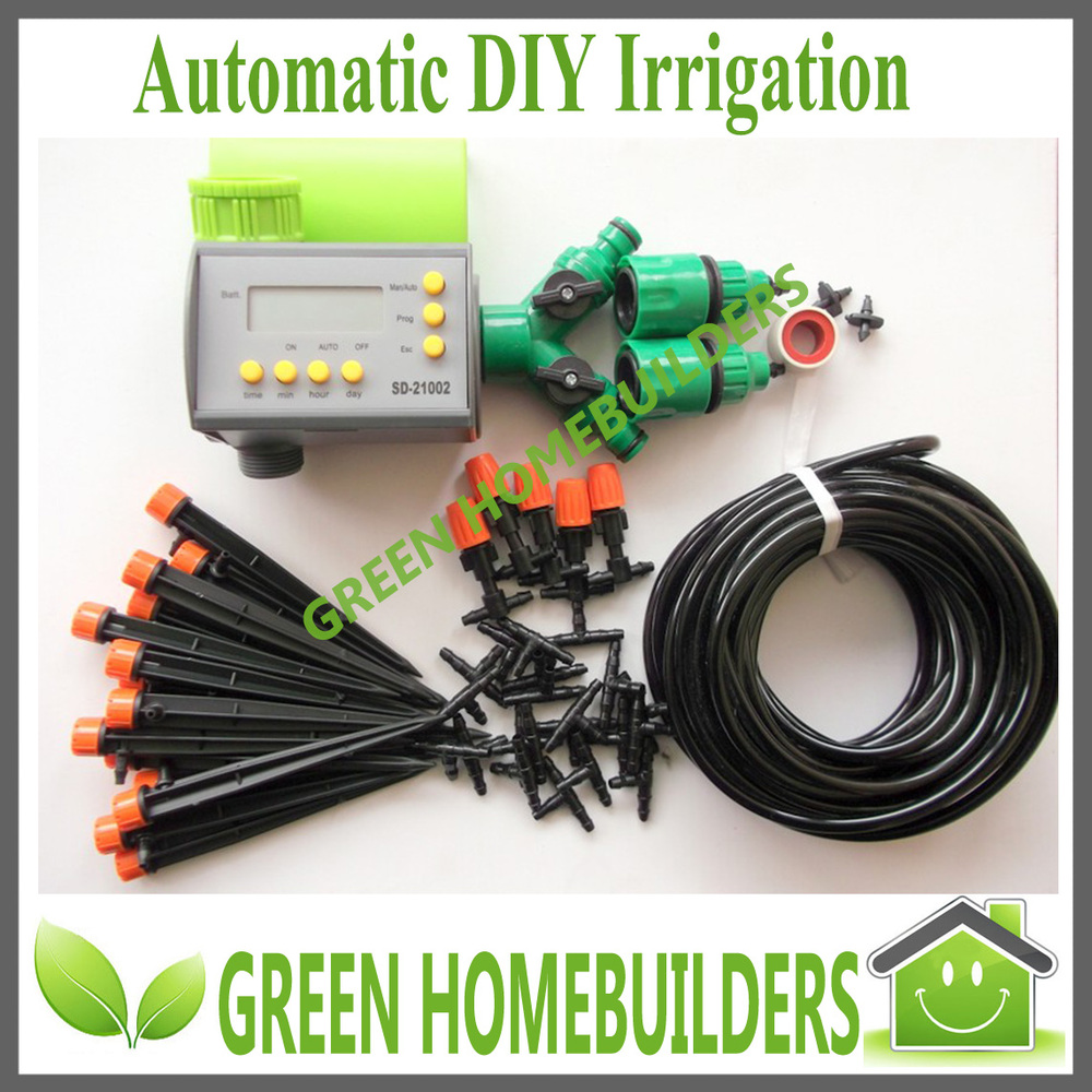 New Arrival Diy Micro Automatic Irrigation And Watering System In
