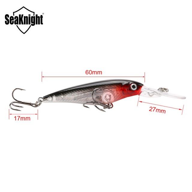 SeaKnight Minnow SK031