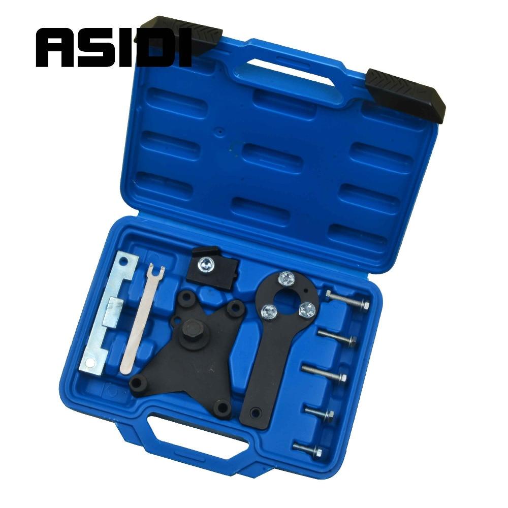 Petrol Engine Timing Tool Set For Fiat Ford, Lancia 1.2 8V & 1.2 16V Camshaft Setting/Locking Tool & Belt