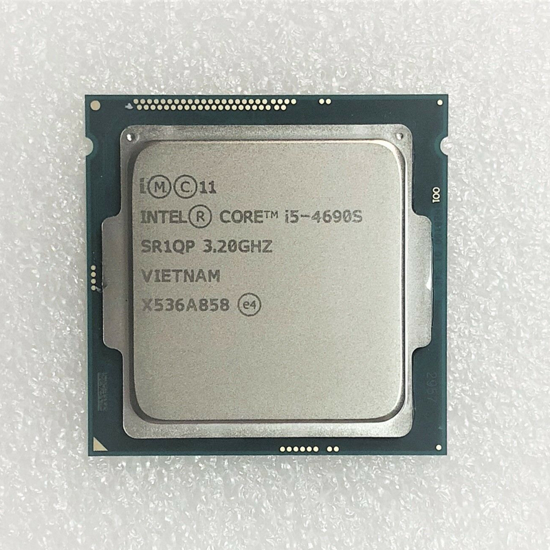Intel Core i5 4690S i5 4690 3.2GHz Quad Core 6M 65W LGA 1150 CPU Processor-ใน CPU จาก คอมพิวเตอร์และออฟฟิศ บน AliExpress - 11.11_สิบเอ็ด สิบเอ็ดวันคนโสด 1