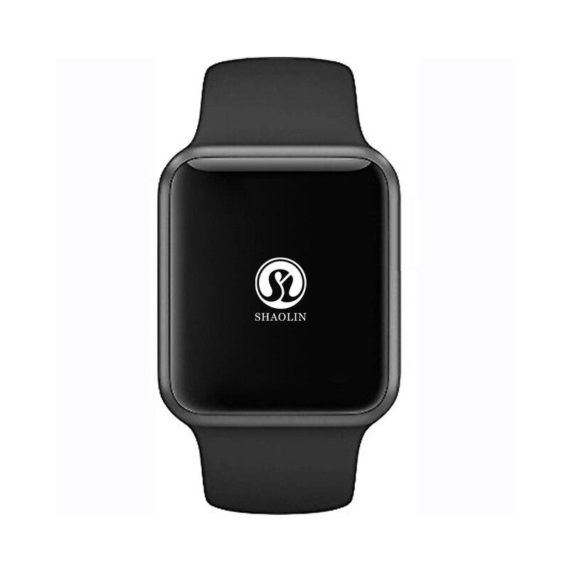 42mm Bluetooth Montre Smart Watch Mise À Niveau Série 3 Génération cas pour Appliquer ios iphone & Android Téléphone relogio SmartWatch bluetooth