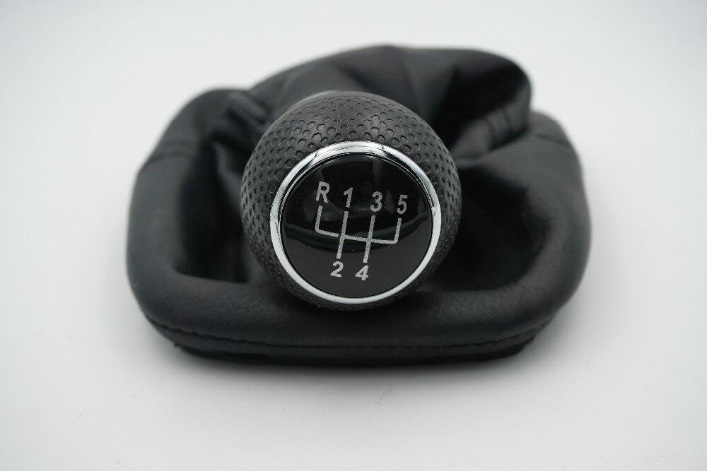 rychlá dodávka Řadicí knoflík a řazení 5 rychlostí pro Volkswagen Pro VW Jetta golf 3 Vnitřní průměr otvoru 12MM