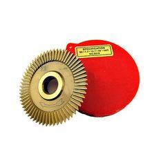 AZGIANT [P014] hoja de la mejor calidad, Tamaño 60*7,3*12,7mm para máquina clave wen xing, hoja de llave, herramientas de cerrajero, cortador de fresado