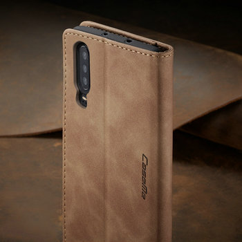 CaseMe Flip Case For Huawei Mate 30 Magnetic Case For Huawei P30 lite P20 Pro P Smart 2019 Luxury Matte Leather Card Full Cover 1