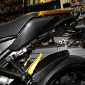 For Yamaha MT-09 MT 09 motorcycle modified carbon fiber after the tail car shell carbon tail cover