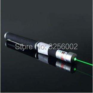 AAA Green Laser Pointer 200 532nm Powerful Laser Pointer Presenter Remote Flashlights Lazer Hunting Laser Bore Sighter