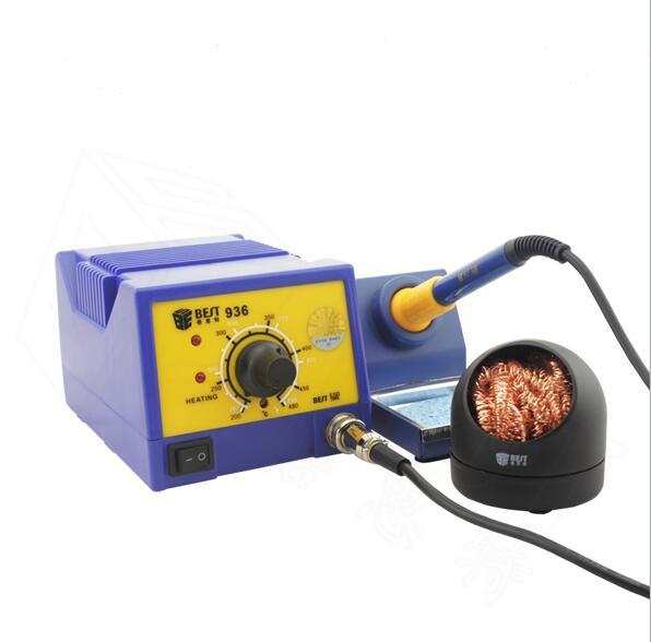 Hot sale temperature control lead free desoldering and soldering stations BST-939D 853a bga constant temperature lead free preheating stations