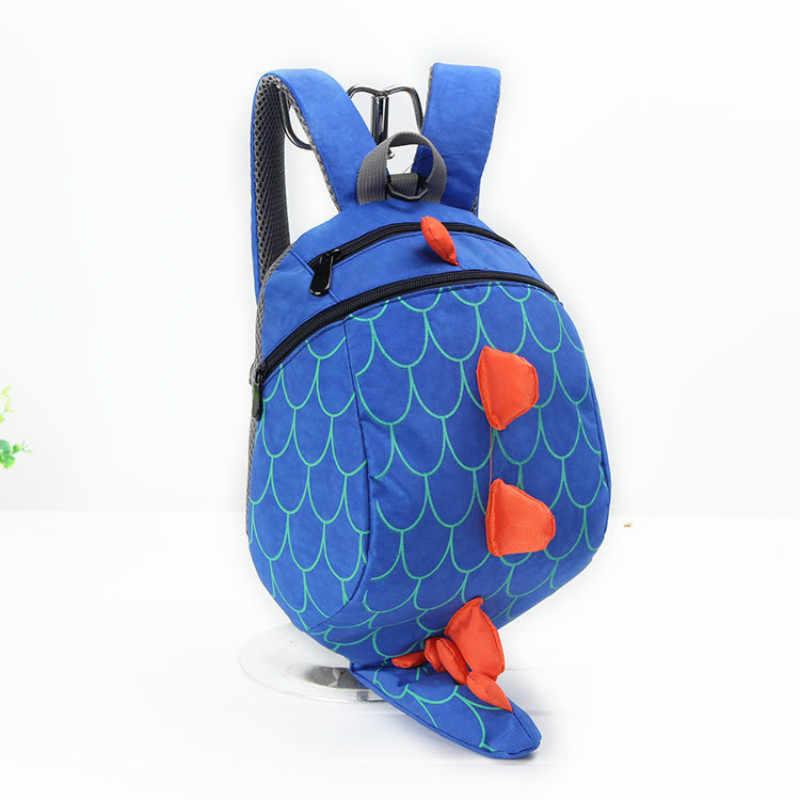 6b664b19046e Detail Feedback Questions about New 3D Cartoon Dinosaur Bag Baby ...