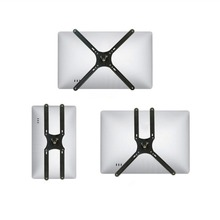 Whole Set VESA Adapter Mount Bracket Kit for Non-VESA HP ACER Samsung Dell Asus LCD Monitors 10 to 27 Inch VESA 75×75,100x100mm