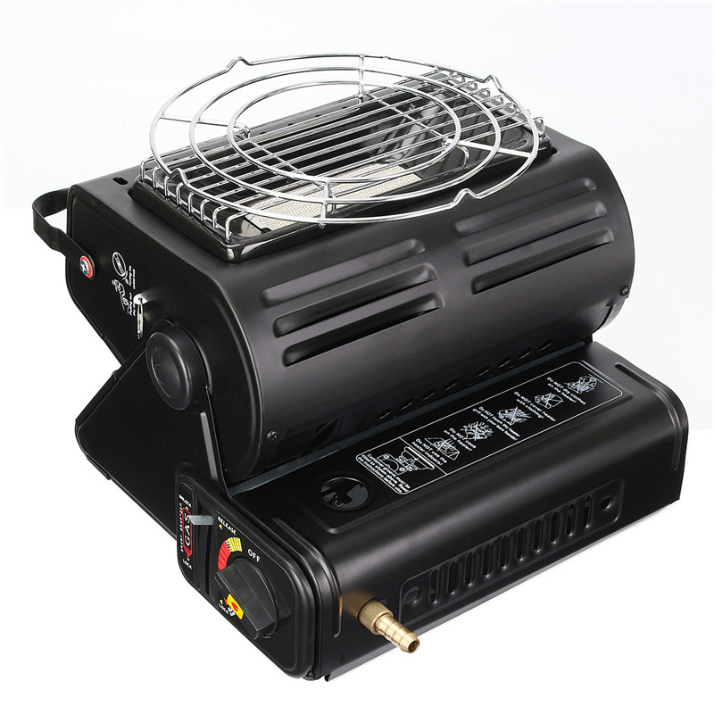 Outdoor SZY-QN001 Aluminum Alloy Portable Camping Stove Tent Portable Gas Heater Cooker Stove High Quality Tent Accessories