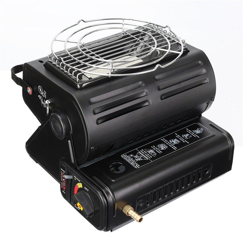 Extérieur SZY-QN001 en alliage d'aluminium Portable Camping poêle tente Portable chauffe-gaz cuisinière cuisinière de haute qualité tente accessoires