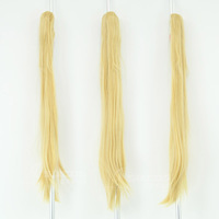 hoods Hairs for adults 90 cm length ponytail