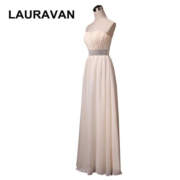 Photo réelle 2019 nouvelle mode dames robe de demoiselle d'honneur en mousseline de soie pour les occasions spéciales filles robe habillée style pour les mariages