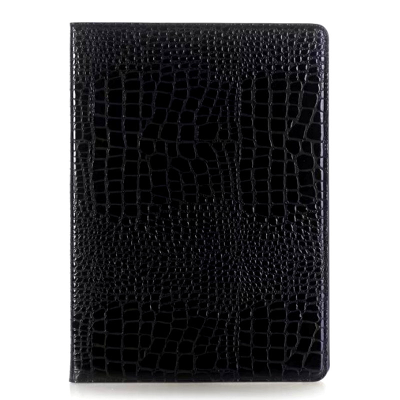 Luxury Crocodile Patterns Flip PU Leather Case for iPad Pro 12.9 2017 Fashion Smart Cover Tablet Stand Case with Card Holders flip left and right stand pu leather case cover for blu vivo air
