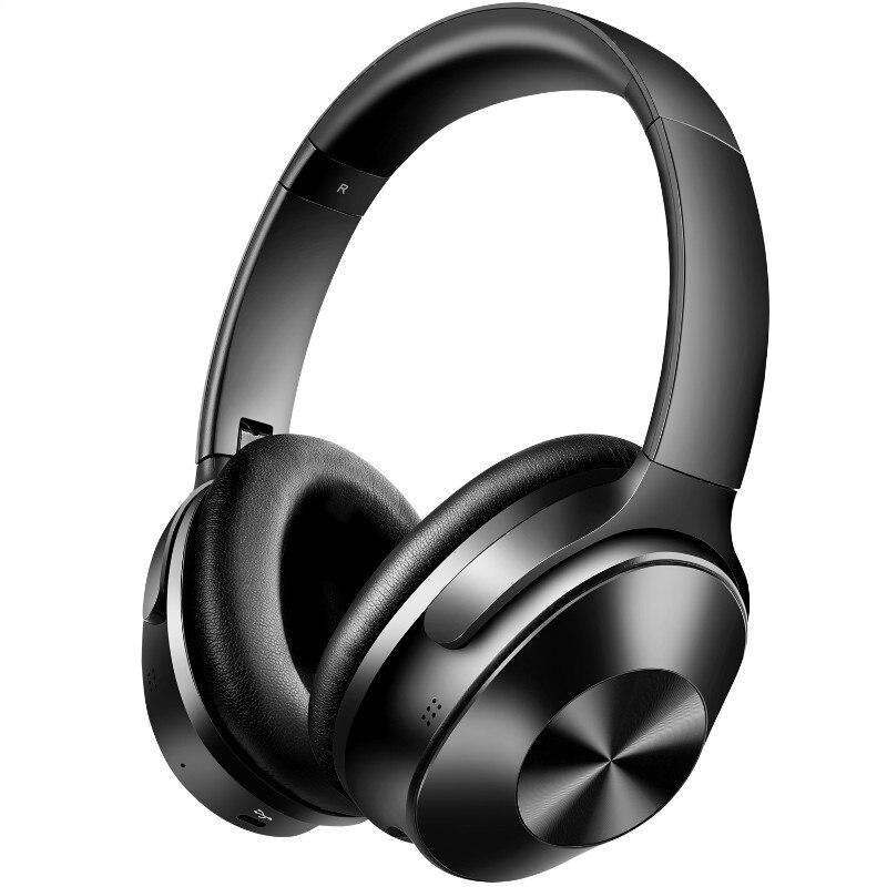 Oneodio A9 Bluetooth наушники с активным шумоподавлением Беспроводная гарнитура складные Hifi наушники для путешествий и музыки