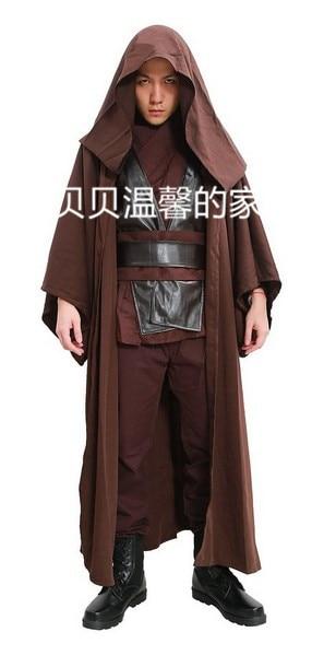 custom made star wars anakin skywalker cosplay suit adult men halloween cosplay costume