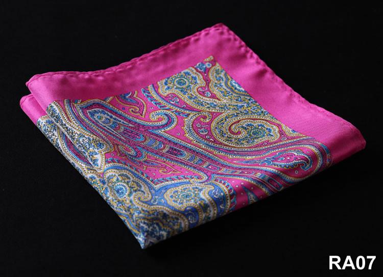RA07 HN23K Pink Blue Paisley 35cm
