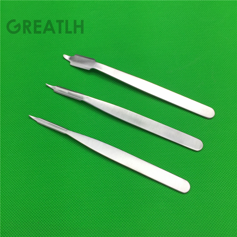 A Set Of 3 Units High Quality Hohmann Retractors Orthopedics Veterinary Instruments