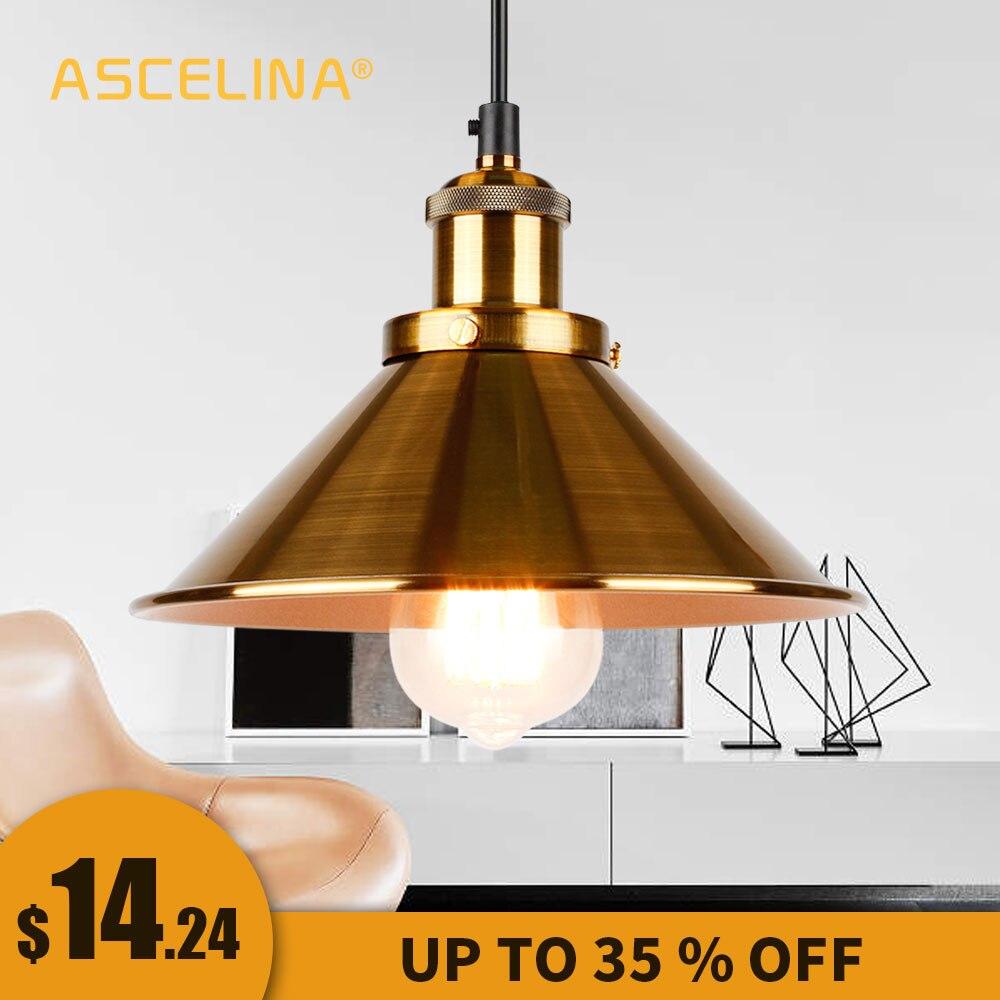 Kaufen Billig Industrielle Anhänger Licht Vintage Lampe Hängen