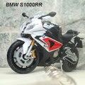 Новое очень здорово S1000RR супер мотоцикл 1/12 литья под давлением металл мотоциклов модель игрушка для коллекции / подарок / дети