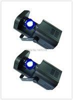 Бесплатная доставка 2 шт./лот светодиодный Сканер dj light высокой мощности сканирования сценическое освещение для диско бар