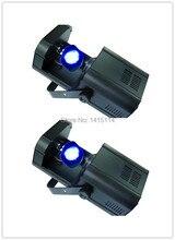 Бесплатная доставка 2 шт./лот светодио дный светодиодный Сканер dj light высокой мощности сканирования сценическое освещение для диско бар