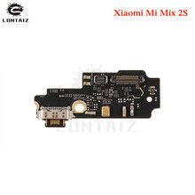 цена на for Xiaomi Mi Mix 2S USB Charger Flex Cable Charging Dock Connector PCB Board Port Ribbon Flex Cable for Mi MIx2S Repair Parts